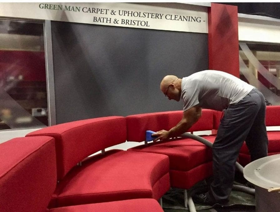 Upholstery Cleaning in Bristol
