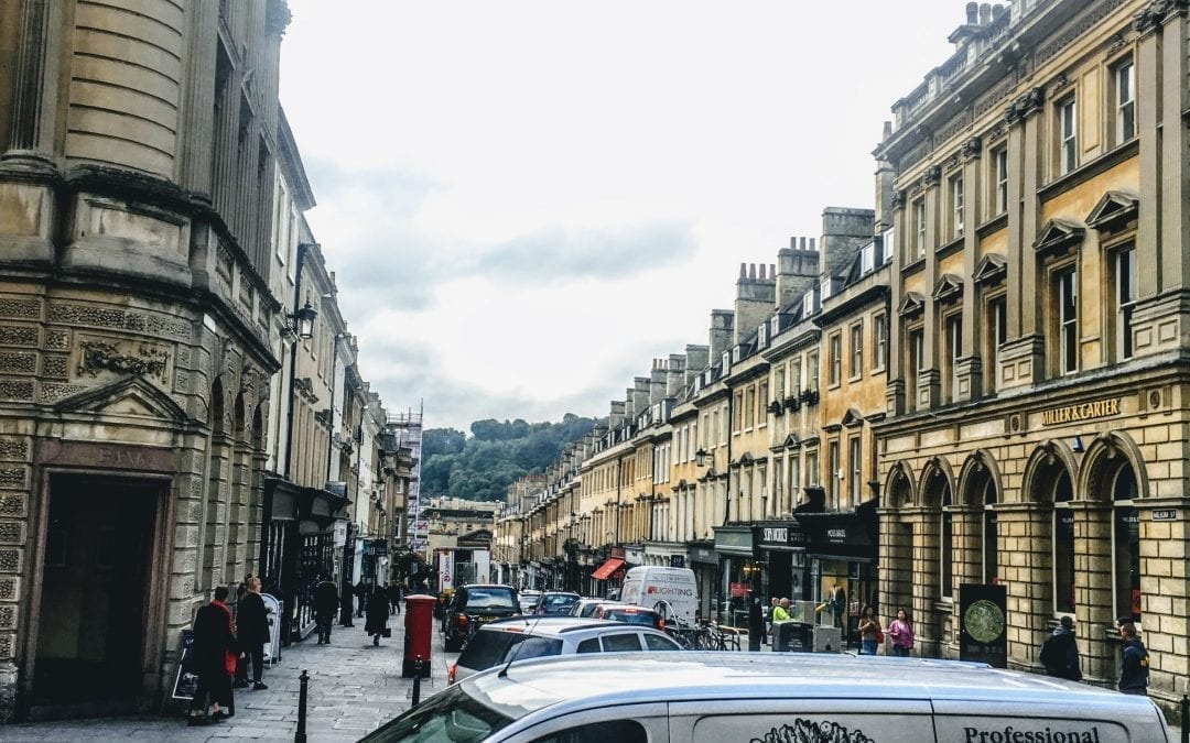 Decontamination cleaning in Bath