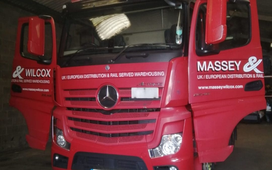 Commercial odour removal for Rygor Mercedes